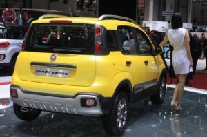 FIAT  Panda DEL 2012 1300cc.