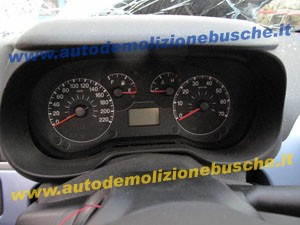 FIAT  Grande Punto DEL 2005 1248cc. mtjet