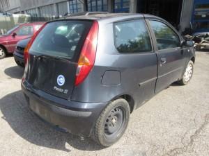 FIAT  Punto DEL 2001 1910cc.
