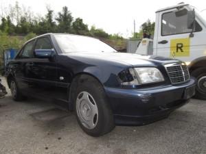 MERCEDES-BENZ  C 180 DEL 1999 1799cc.
