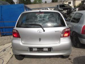 TOYOTA  Yaris DEL 2004 1298cc.