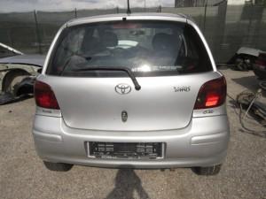 TOYOTA  Yaris DEL 2004 1364cc.
