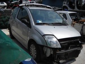 CITROEN  C2 DEL 2006 1398cc. 1.4 HDI
