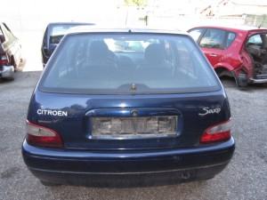 CITROEN  SAXO DEL 2001 1527cc.
