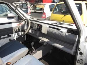 FIAT  Panda DEL 1999 899cc.