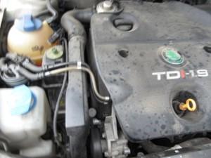 SKODA  Octavia DEL 2000 1900cc.