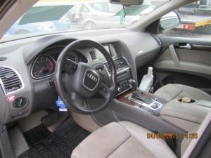 AUDI  Q7 DEL 2000 3000cc.