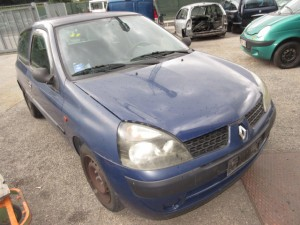 RENAULT  Clio DEL 2001 1150cc.