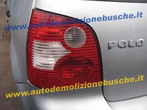 VOLKSWAGEN  Polo DEL 2004 1422cc.
