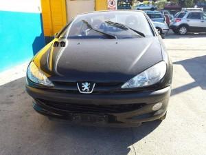 PEUGEOT  206 DEL 2000 1600cc.