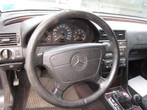 MERCEDES-BENZ  C 220 DEL 1998 2155cc.