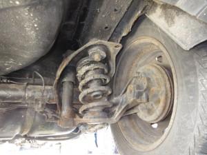LANCIA  Y DEL 1998 1100cc.