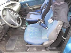 FIAT  PUNTO 55 DEL 1997 1108cc.