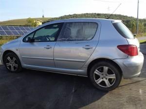 PEUGEOT  307 DEL 2003 0cc.