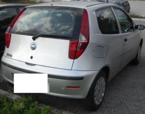 FIAT  Punto DEL 2008 1242cc. 1.2 8 V