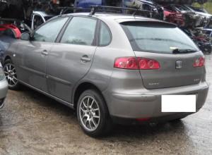SEAT  Ibiza DEL 2002 1390cc. 1.4 16 V