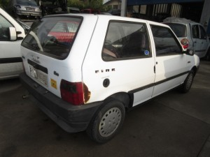 FIAT  Uno DEL 1993 1000cc.