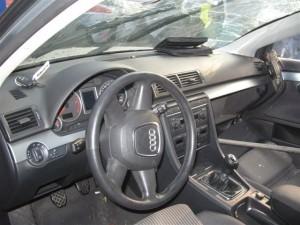AUDI  A4 DEL 2005 1968cc.
