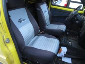 FIAT  Fiorino DEL 2000 1700cc.