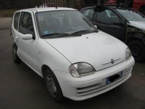 FIAT  Seicento DEL 2006 1108cc.