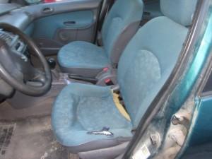 PEUGEOT  206 DEL 1999 1360cc.