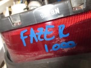 YAMAHA  Fazer 1000 DEL 2001 1000cc.
