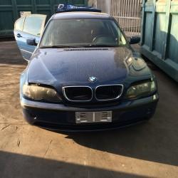 BMW  S.3E46 DEL 2003 2cc.