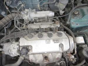 HONDA  Civic DEL 2000 1396cc.