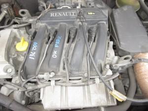 RENAULT  Clio DEL 2000 1390cc.