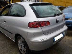 SEAT  Ibiza DEL 2003 1900cc. TD