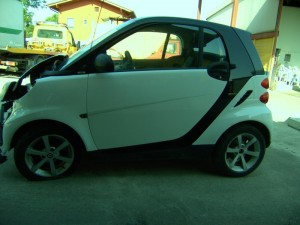 SMART  ForTwo DEL 2009 999cc.