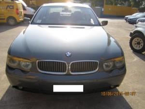BMW  730 DEL 2003 2993cc.