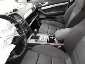 AUDI  A6 DEL 2007 1968cc. BLB