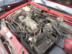 FORD  Fiesta DEL 2000 1753cc.