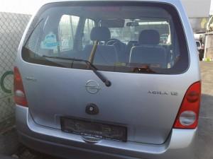 OPEL  Agila DEL 2001 1198cc.