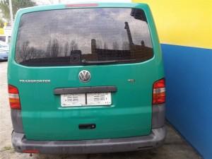 VOLKSWAGEN  Transporter DEL 2005 2500cc.