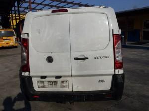 FIAT  Scudo DEL 2007 2000cc. MTJ