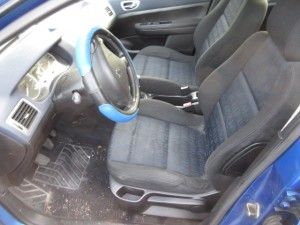 PEUGEOT  307 DEL 2004 1997cc. HDI