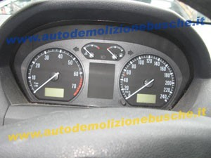 SKODA  Fabia DEL 2000 1400cc.