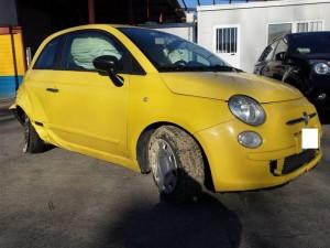 FIAT  nuova 500 DEL 2008 1242cc.