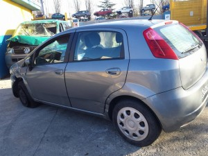 FIAT  Grande Punto DEL 2008 1300cc. 1300 mtj