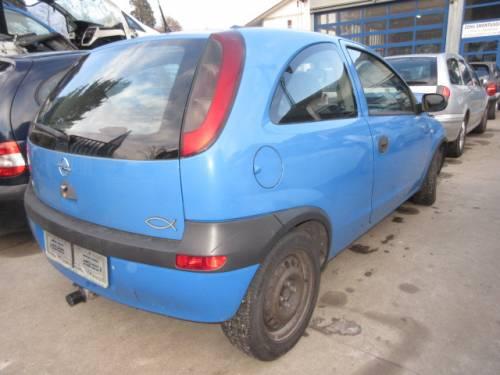 OPEL  CORSA C DEL 2003 1686cc. DTI