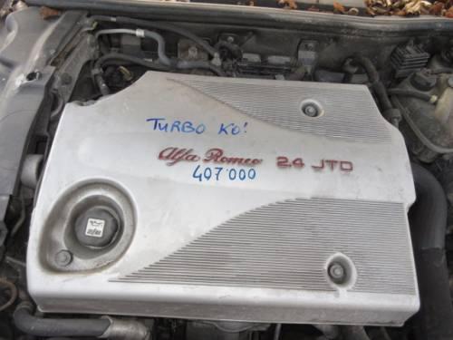ALFA ROMEO  166 DEL 2004 2387cc. JTD