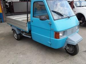PIAGGIO  APE DEL 1984 218cc. P703