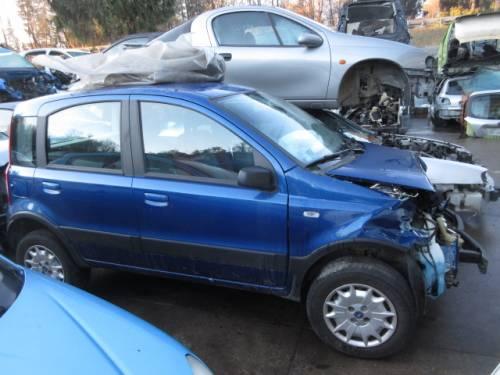 FIAT  Panda DEL 2005 1242cc.