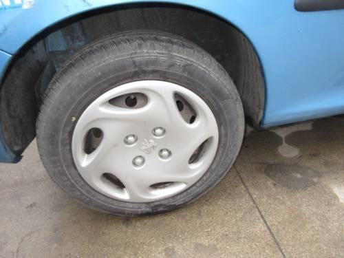 PEUGEOT  206 DEL 2002 1360cc.