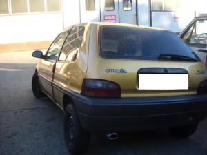 CITROEN  SAXO DEL 2000 1124cc. 1.1
