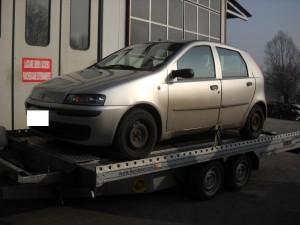 FIAT  Punto DEL 2000 1242cc. 1.2 8V