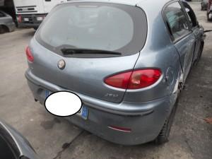 ALFA ROMEO  147 DEL 2002 0cc.