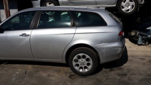 ALFA ROMEO  156 DEL 2002 0cc.